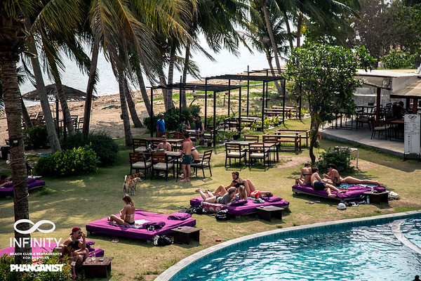 Infinity Beach Club Full Moon week 20 March 2019