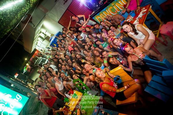 Dancing Elephant Jungle EXP Warm Up June 22