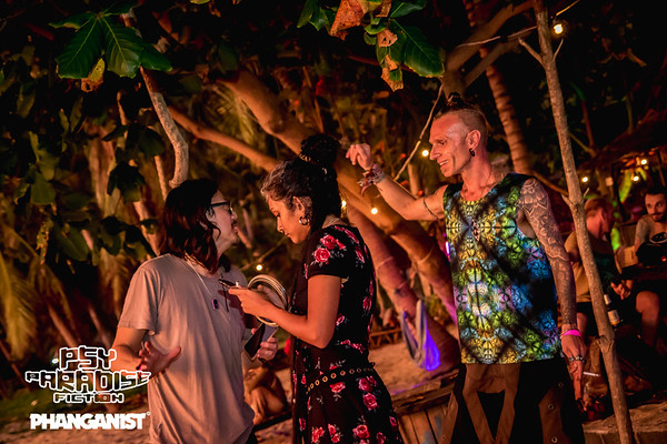 Psy Paradise Grand Opening 23 December 2019
