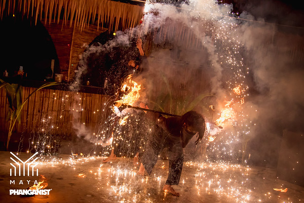 Maya Party 5 March 2020