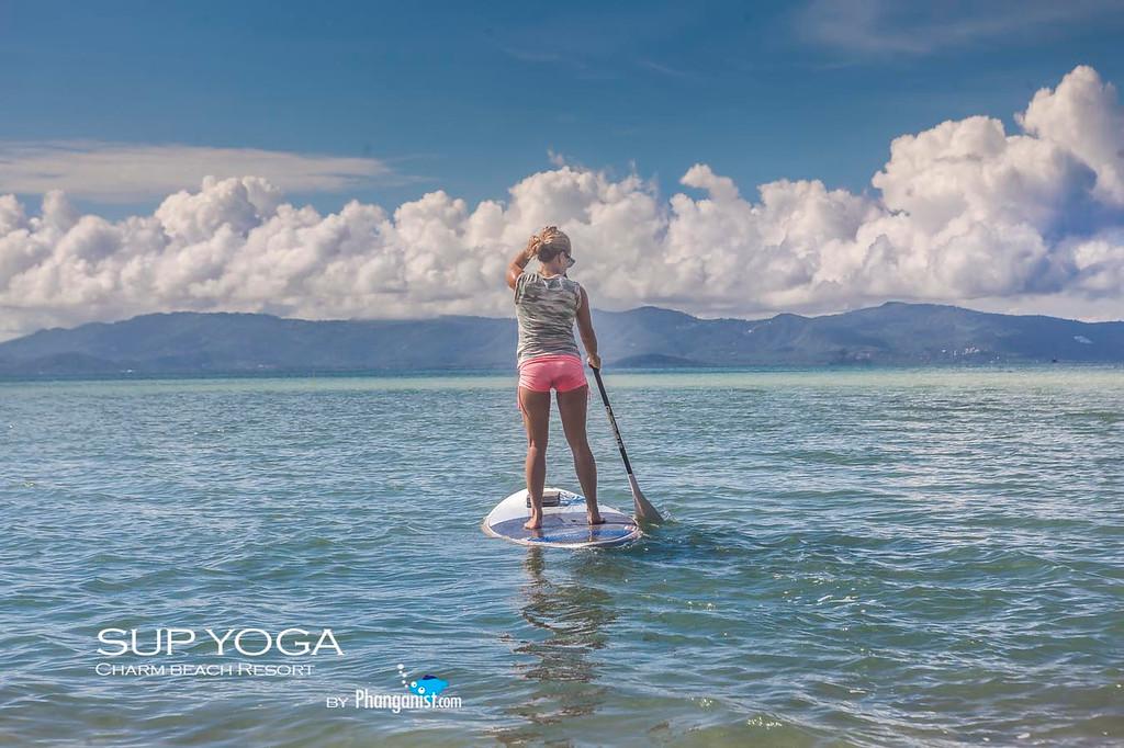 Stand Up Paddle Board Koh Phangan