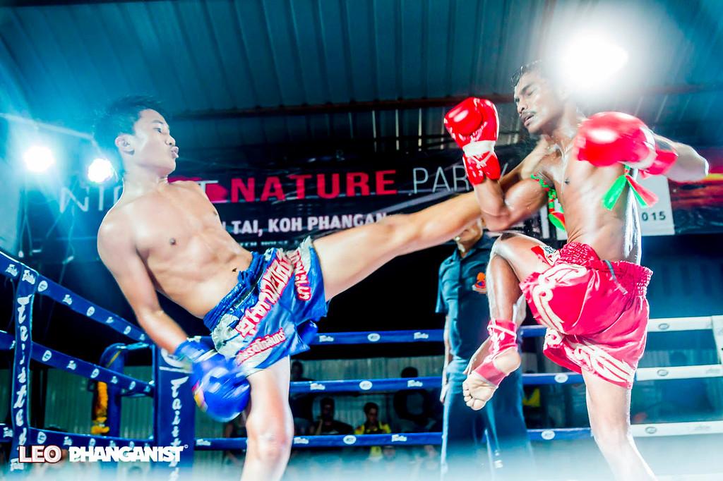 Muay Thai Koh Phangan