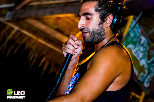 Ramzy at One Love Bar 2 Dec 2015