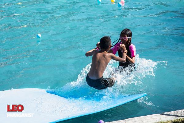 Slip N Fly Charlie's Children Event