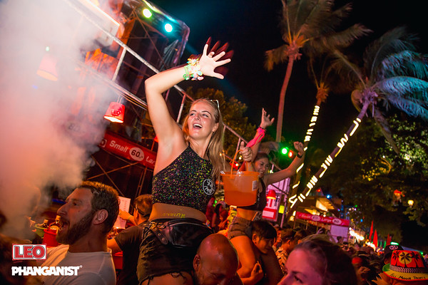 Leo Full Moon Party 13 September 2019