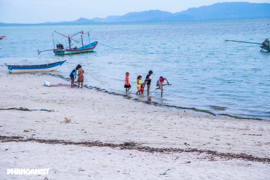 Fishing Boats Koh Phangan