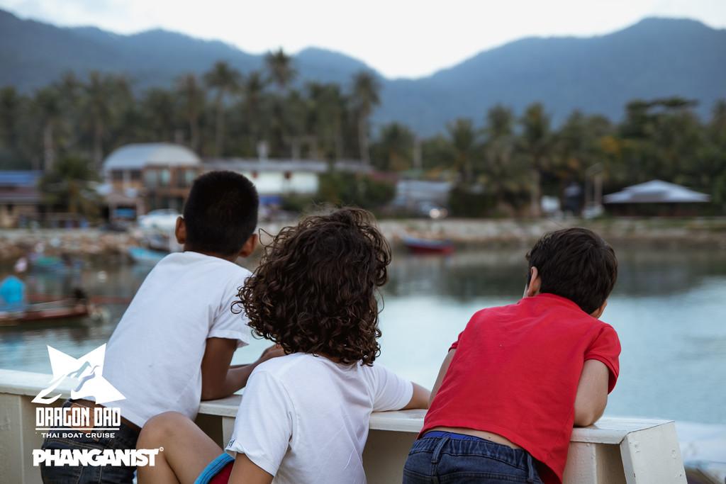 Boat tour Koh Phangan