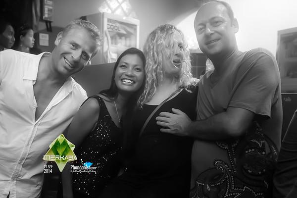 Merkaba Party 22 September 2014