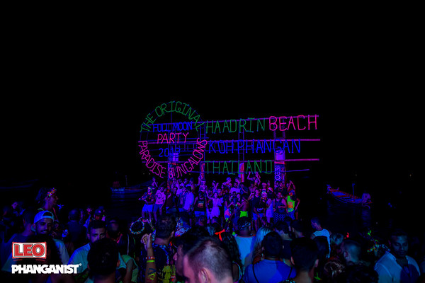 LEO Full Moon Party 15 August  2019