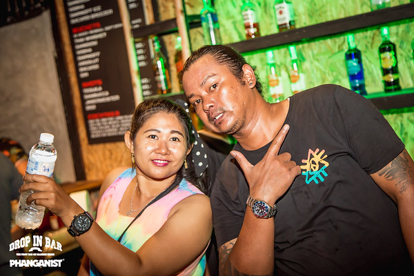 Drop In bar Full Moon Party 11 November 2019