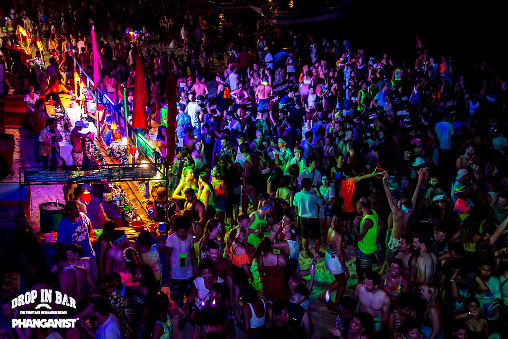 The Full Moon Party
