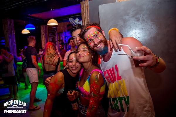 Drop In Bar Full Moon Party 17 June  2019