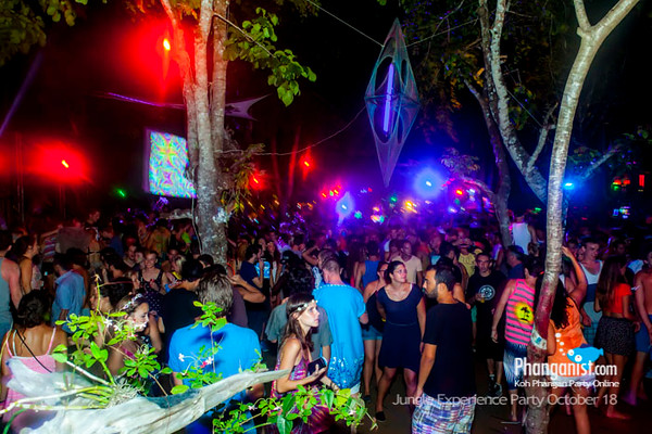 Jungle Experience Party October 18