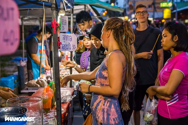 Walking Street Market May 27 2017