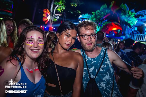 Jungle Experience 12 September 2019