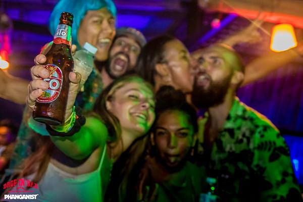 Drop In Bar Full Moon Party July 2019
