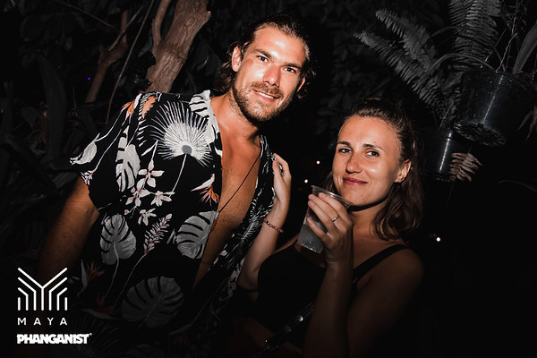 Maya Party 4 February 2020