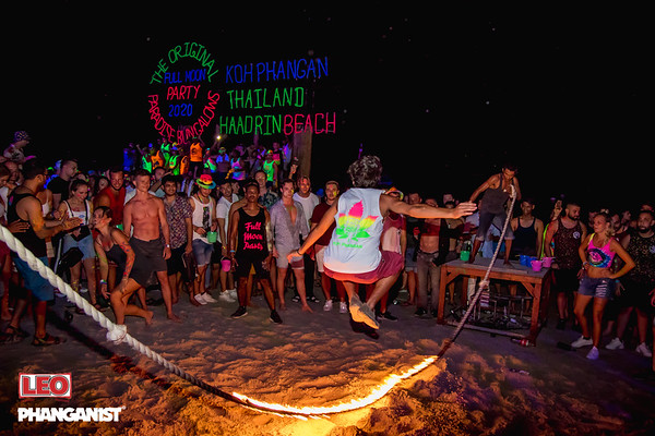 Leo Full Moon Party 09 January 2020