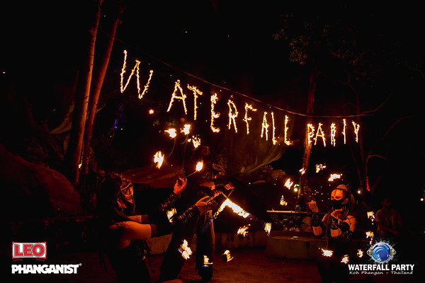 Waterfall Party 09 December 2019