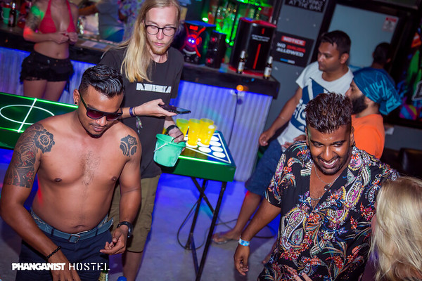 Phanganist Hostel Full Moon Party 19 April 2019