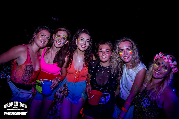 Drop In Bar Full Moon Party 15 August  2019