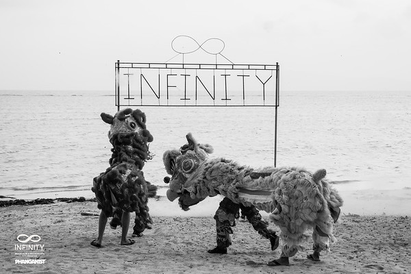 Infinity Beach Club New Year Chinese 02 February 2020