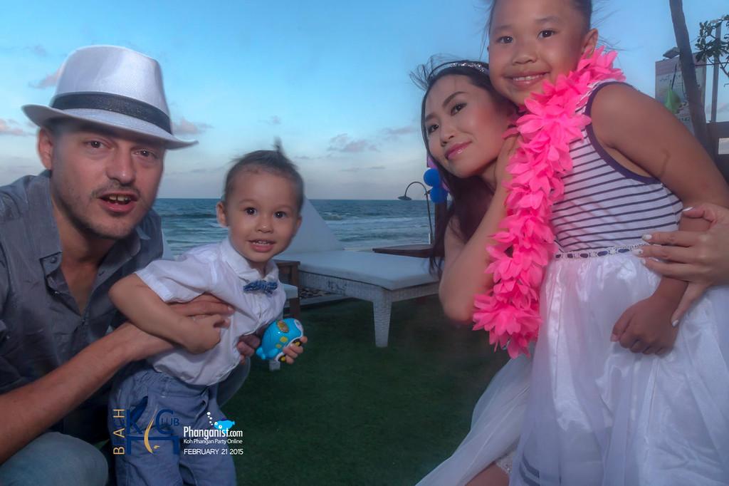 Family on Koh Samui