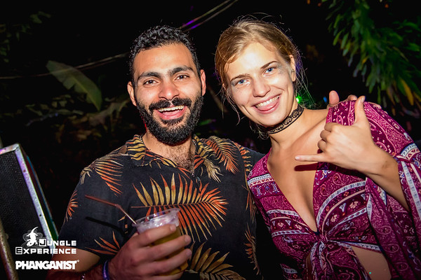 Jungle Experience 10 December 2019