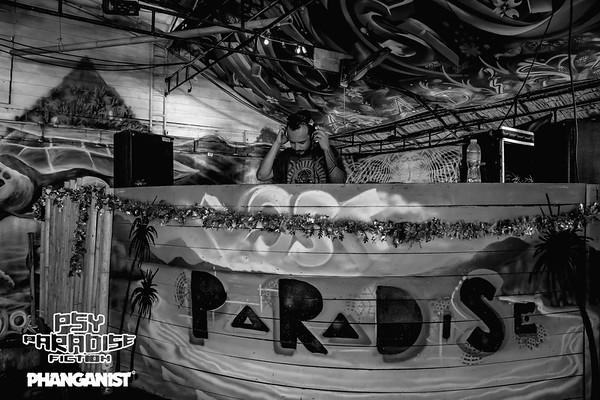Psy Paradise Party 07 January 2020