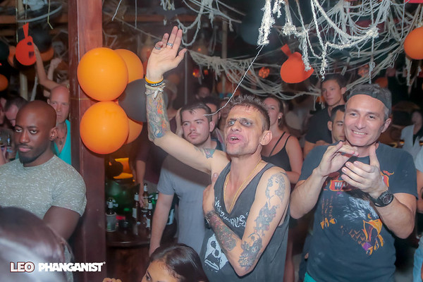 Bangers and Mash Halloween Party November 26 2016