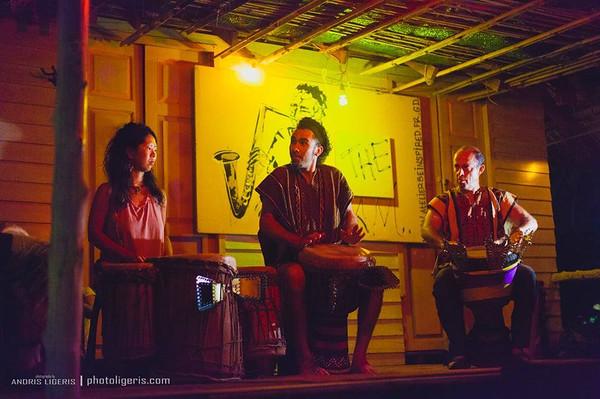 Drum Circle One Love Bar
