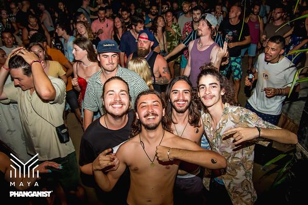 Maya Party 29 December 2019