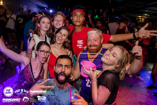 Hostel Crawl 11 February 2020