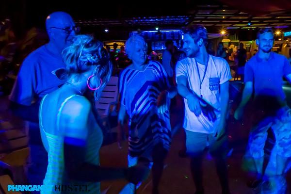 Ital Bless Tribute Bass Night at Phanganist