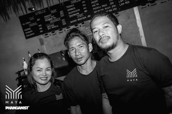 Maya Party 17 December 2019