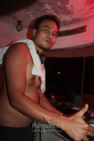 Full Moon Party at Zoom Bar August 2012