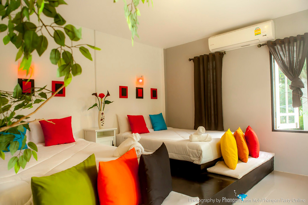 Budget Accommodation Koh Phangan