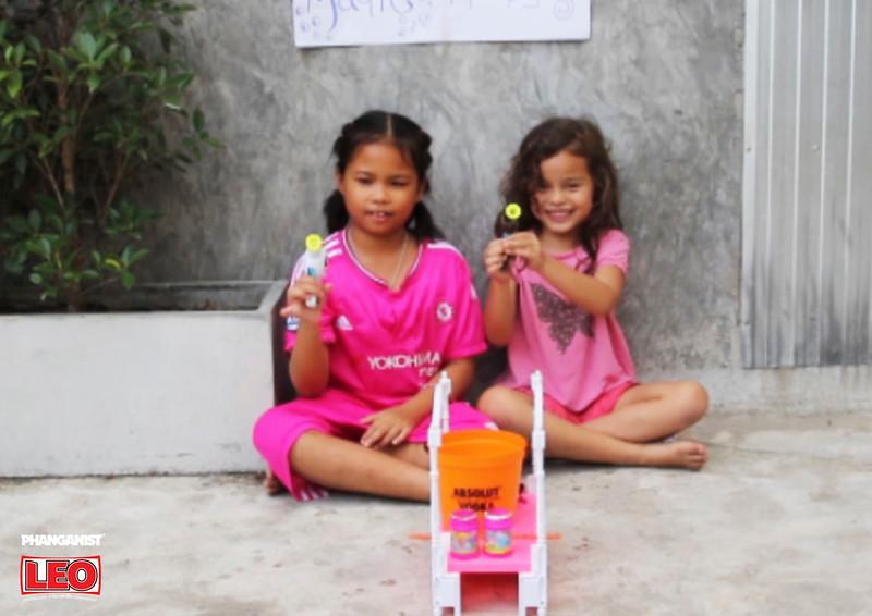 Kids on Koh Phangan