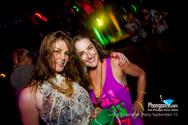 Jungle Experience Party September 15