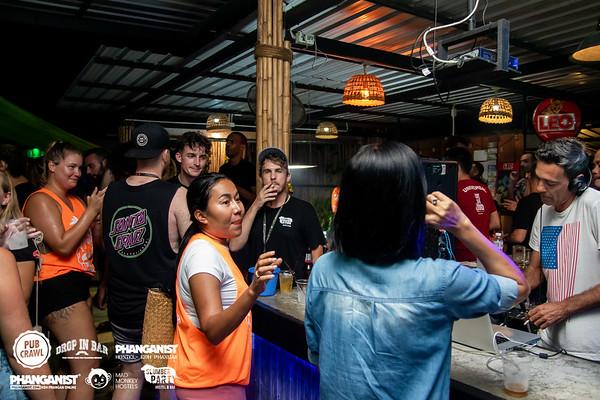 Koh Phangan Pub Crawl 28 Nov 2019
