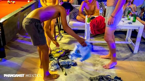 31 July 2017 Halfmoon Warmup Phanganist Hostel