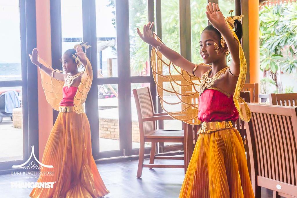 Kids Thai Dance