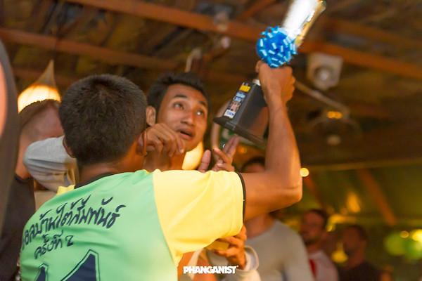 Football Season Opening at Bangers and Mash 12 September 2015