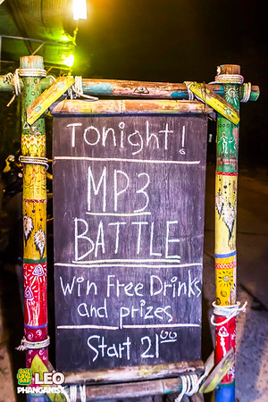 MP3 Battle at One Love Bar 10 Jan 2015