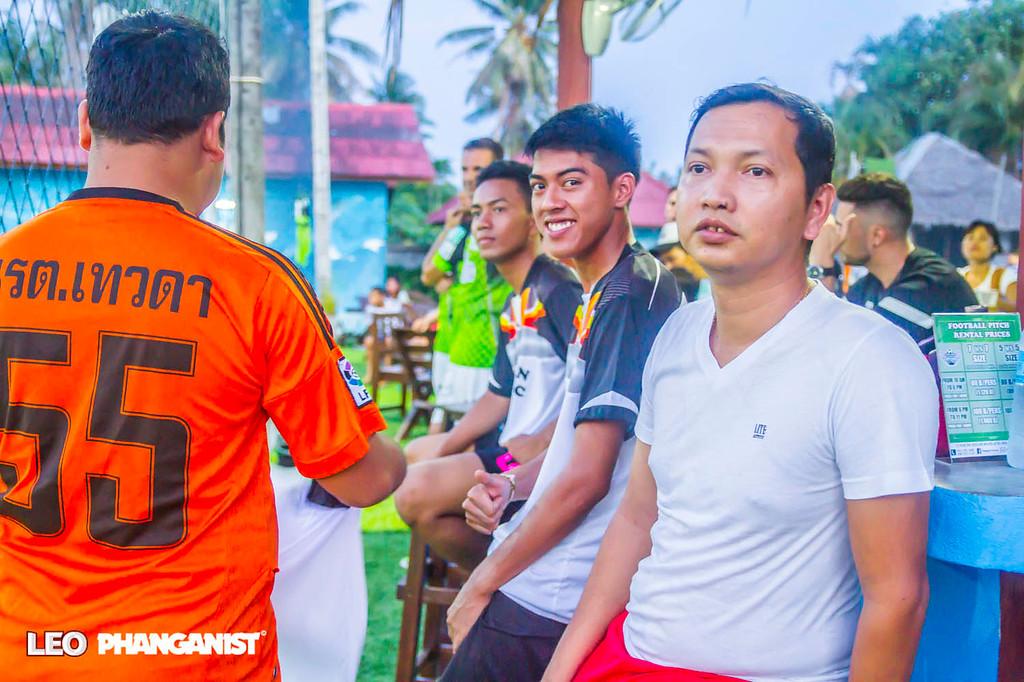 Event in Baan tai