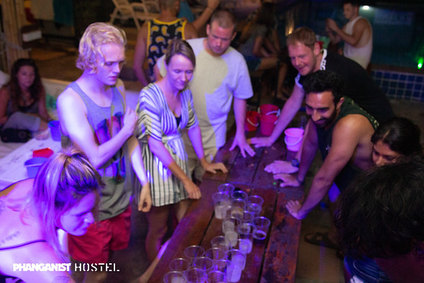 Phanganist Hostel Full Moon Pre Party 14 October 2019