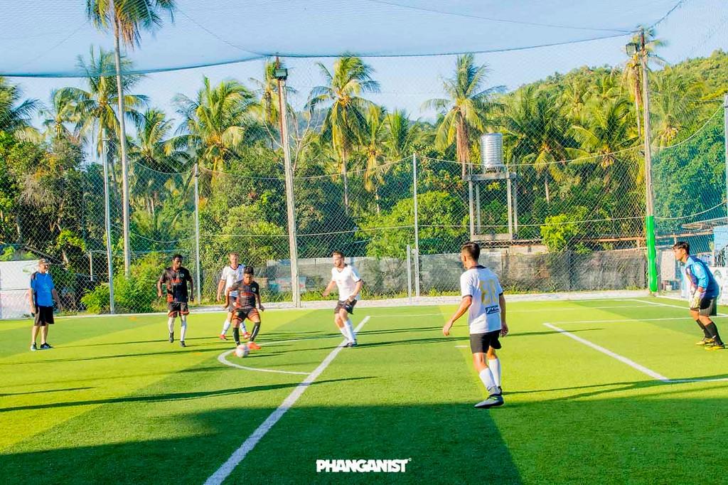 Sports on Koh Phangan