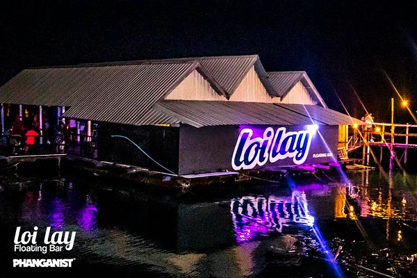 Loi Lay Floating Bar 18 August 2019