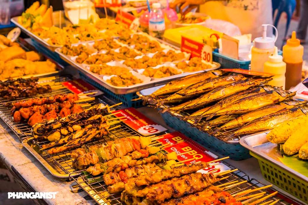 Panthip Market Koh Phangan