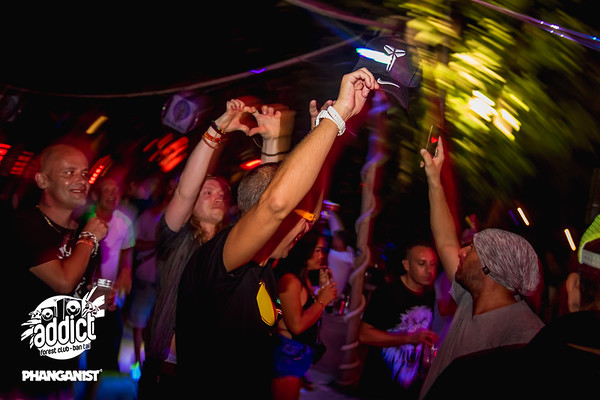 Addict Forest Club 10 February 2020